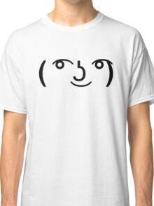 Le Lenny Face ( ͡° ͜ʖ ͡°) Classic T-Shirt