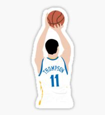 Klay Thompson Sticker