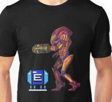 Retro Metroid Samus Arana Nintendo Unisex T-Shirt