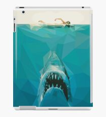 """You're Going To Need A Bigger Boat"" iPad Case/Skin"
