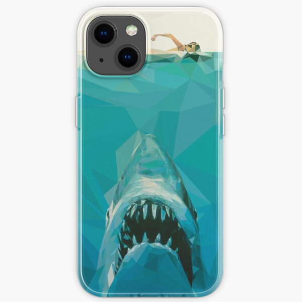 """""""You're Going To Need A Bigger Boat"""" iPhone Soft Case"""