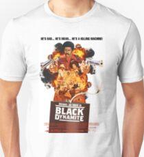 Black Dynamite 2 Movie Poster T-Shirt