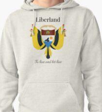 Liberland - Vivre et laisser vivre Sweat à capuche