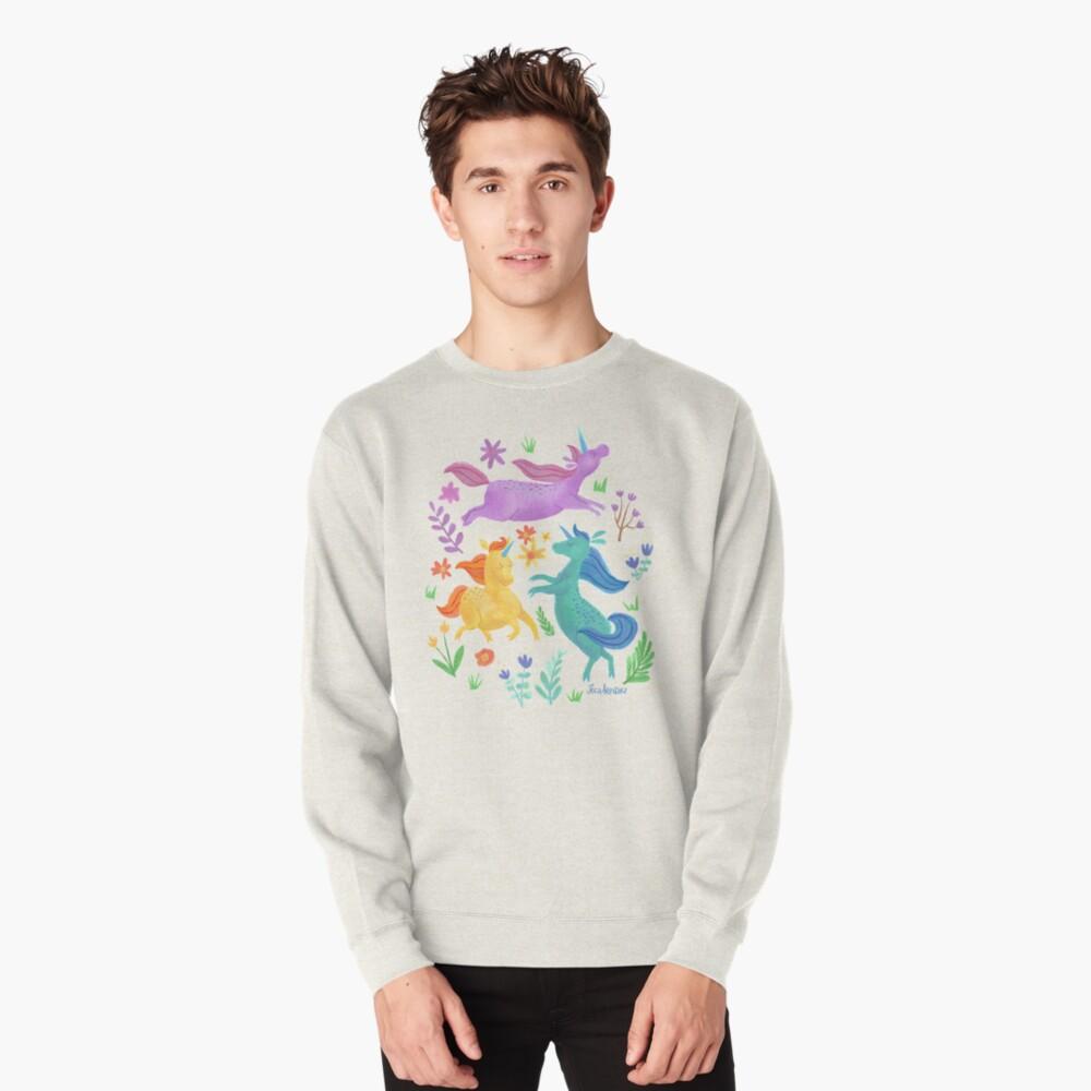 Unicorn Dreams Pullover Sweatshirt