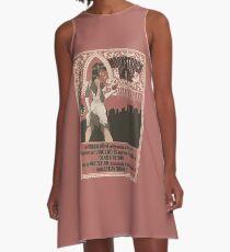 Moonstruck Vintage Fine Werewolf Wine A-Line Dress