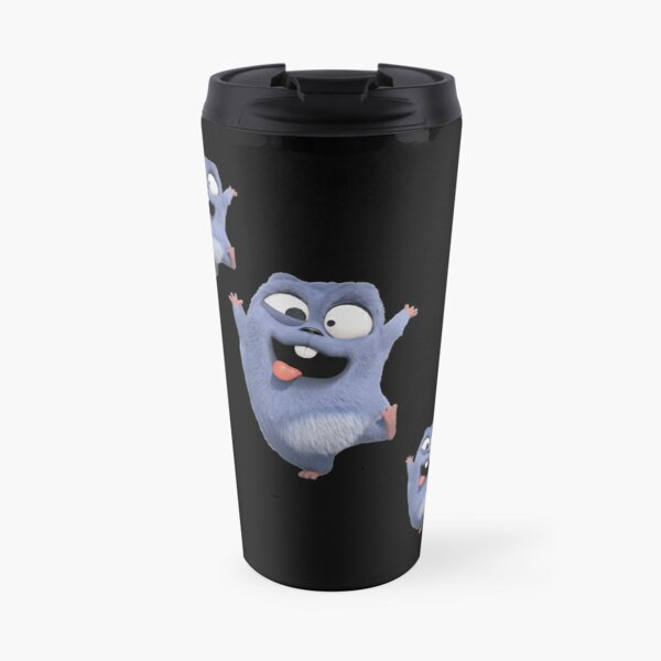It's All About Grizzy And Lemmings Travel Mug