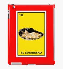 El Sombrero iPad Case/Skin