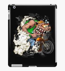 HOG FINK iPad Case/Skin