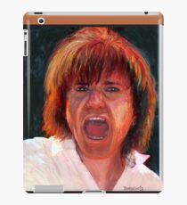 Lawrence Gowan iPad Case/Skin