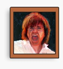 Lawrence Gowan Canvas Print