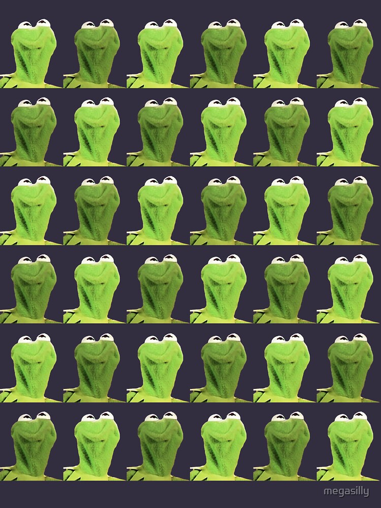 Kermit the Frog by megasilly