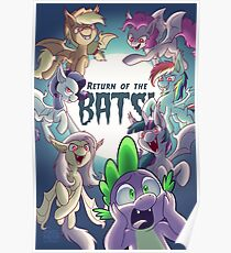 Return of the Bats! Poster