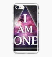 I AM ONE iPhone Case/Skin