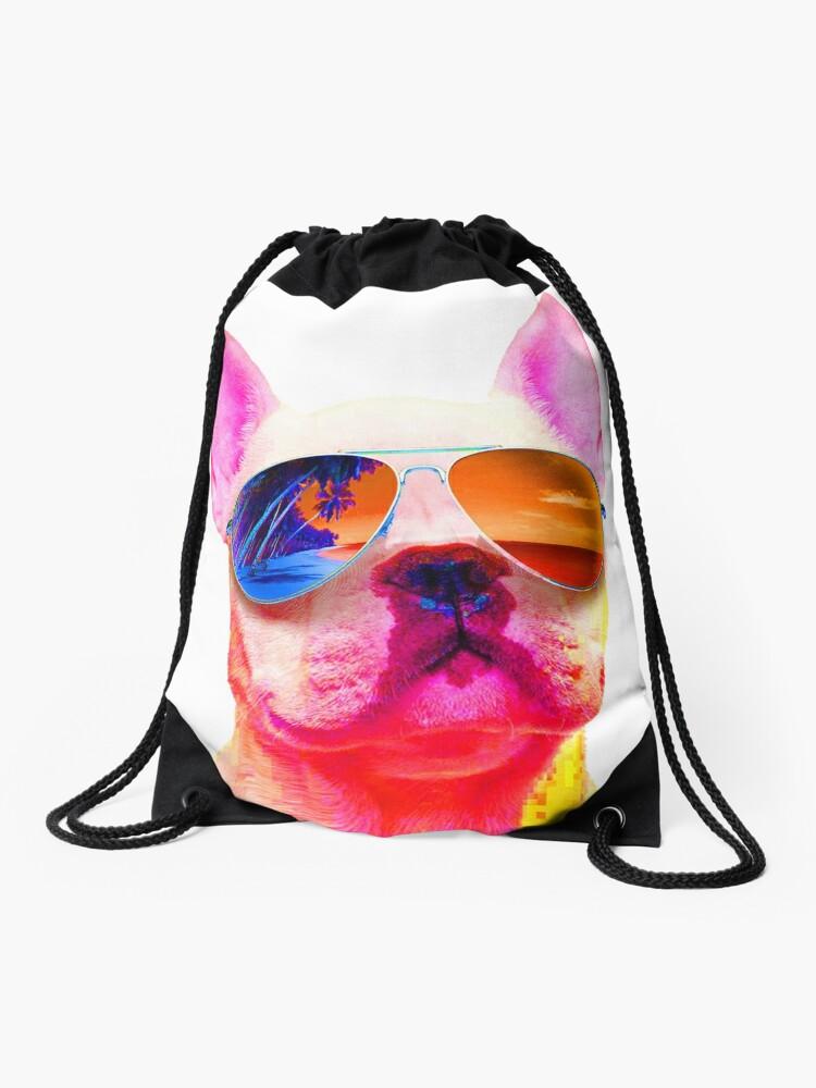 funny sunglasses bunte Sonnenbrille glasses Tote Bag
