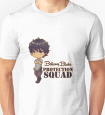 Bellamy Protection Squad by indygoh T-Shirt
