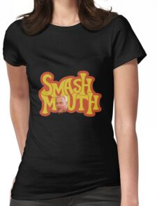 Smash Mouth Chris Harwell O Womens Fitted T-Shirt