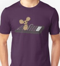 Mathematics Mouse Unisex T-Shirt