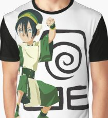 Toph Bei Fong Graphic T-Shirt
