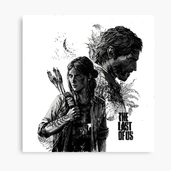 The Last Of Us The Last of us  Canvas Print