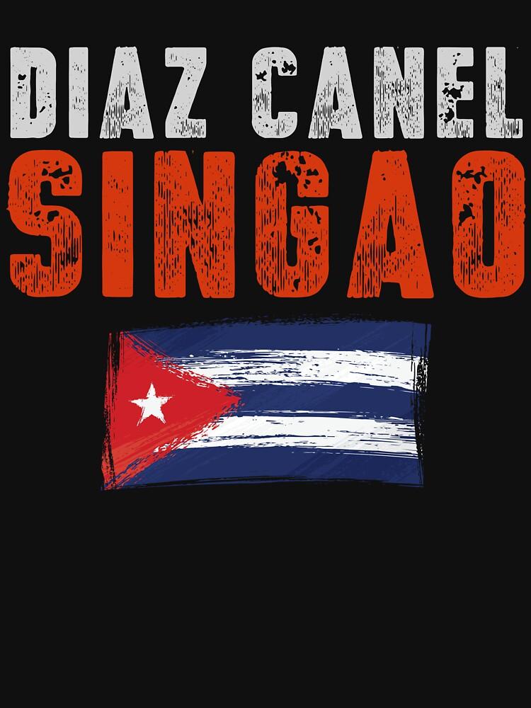 Diaz Canel Singao by ds-4