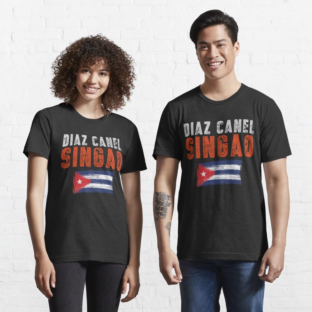 Diaz Canel Singao Essential T-Shirt