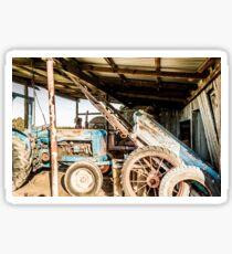 Farm History Sticker