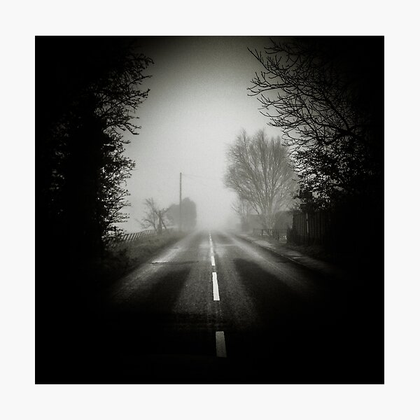 On Route No. 1 Photographic Print