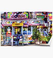 Carnival Goodies Poster