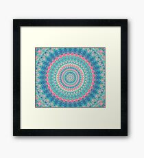 Mandala 96 Framed Print