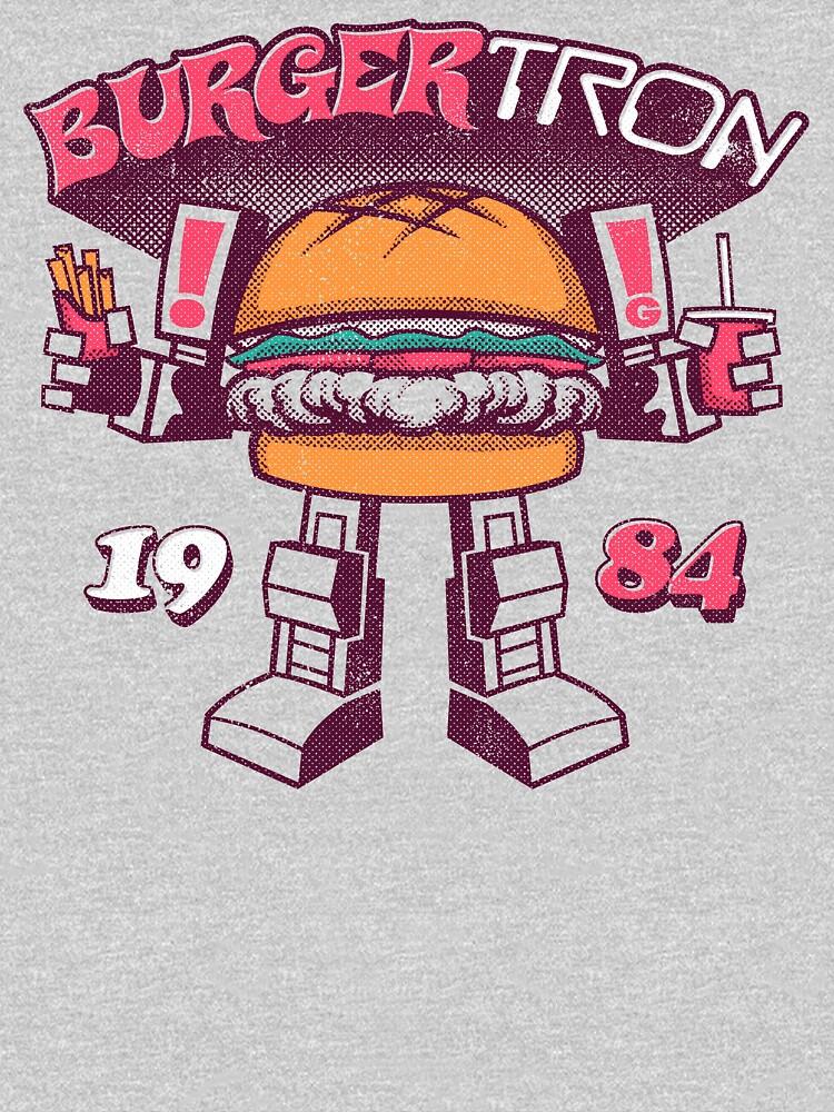 BurgerTRON | Unisex T-Shirt
