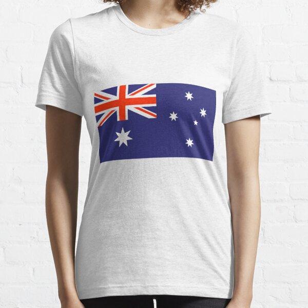 Australian Flag Essential T-Shirt