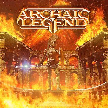 Archaic Legend by PsvyXloneAeon