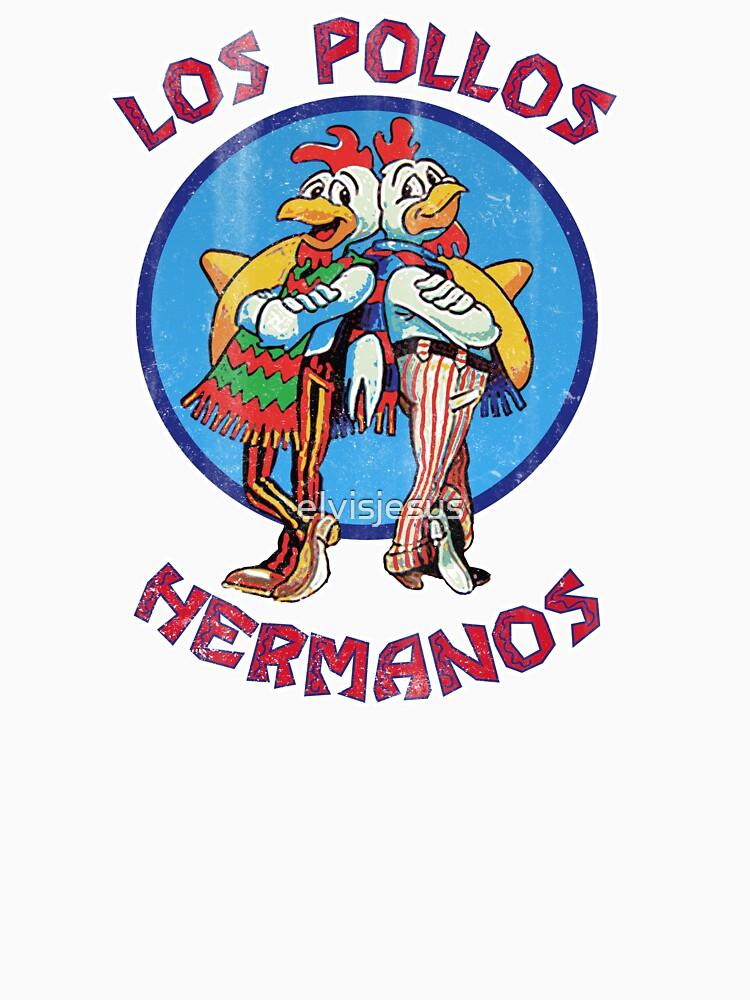VIntage Los Pollos Hermanos | Unisex T-Shirt
