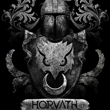 Horvath Shirt Design by PsvyXloneAeon