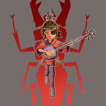 Kubo and the Two Strings-Destiny by VisualDiscord
