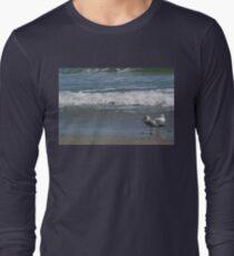 Seagulls at the Beach T-Shirt