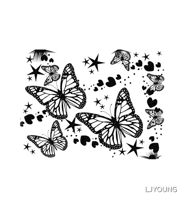 Butterly Exodus by LJYOUNG