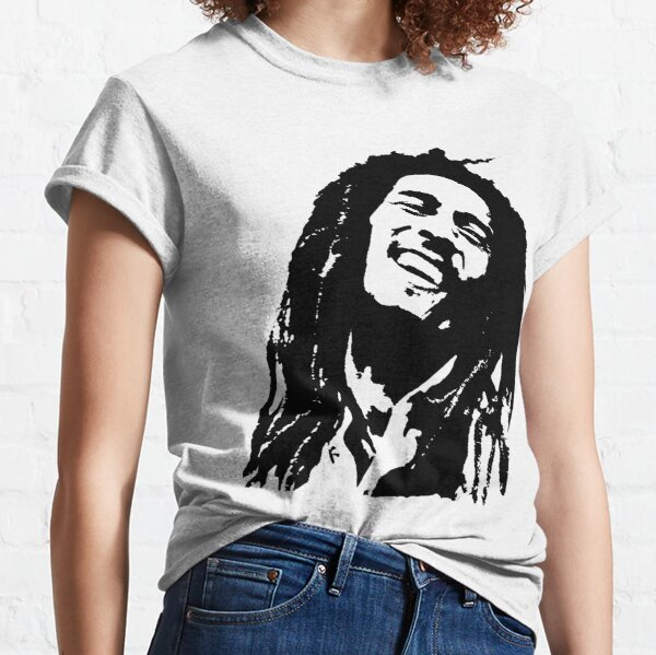 AMAZING GIFTS AND PORTRAITS of Bob the King of Reggae FOR YOU IN 2021 Classic T-Shirt