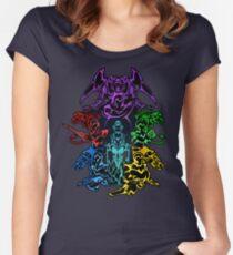 Legendary Defenders Women's Fitted Scoop T-Shirt