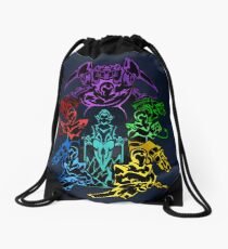 Legendary Defenders Drawstring Bag