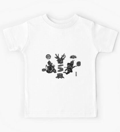 Love Letter teal Kids Clothes