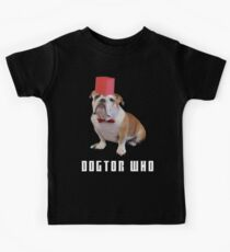 Dogtor Who Kids Clothes