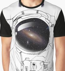 M31 galaxy Graphic T-Shirt