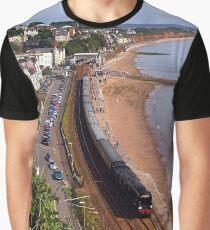 SR 34046 'Braunton' at Dawlish Graphic T-Shirt