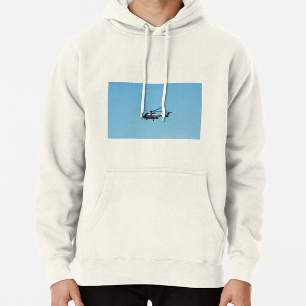 Swiss Air Force Super Puma Helicopter  Pullover Hoodie