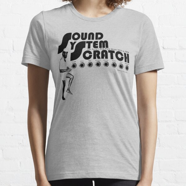 Sound System Scratch : Dub Plate Mixes 1973 To 1979 Essential T-Shirt