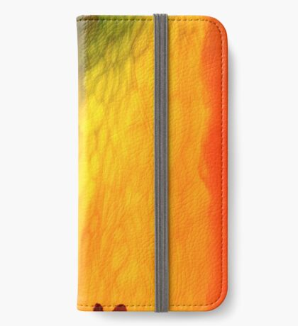 pepper on fire iPhone Wallet