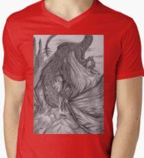 Hungarian horntail - BW T-Shirt
