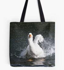 In A Flap Tote Bag