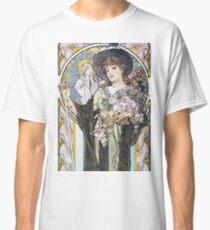 Alphonse Mucha - La Tosca Classic T-Shirt